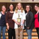 Holy Redeemer eighth grade student wins 1st Place at the Prince George's County Spelling Bee