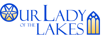 Our Lady of the Lakes Logo