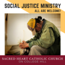 Social Justice Ministry meeting Thursday, March 12.