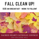 Leaf Raking & Clean-up Saturday, November 23