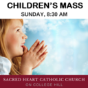 Children's Mass, December 8