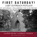 LGBT Catholic Outreach Potluck December 7