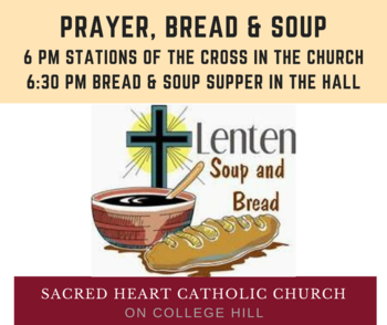 Prayer, Bread and Soup
