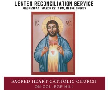 Parish Lenten Reconciliation Service
