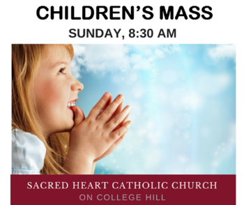 Children's Mass, September 8
