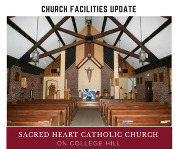 Church Facilities Update Sunday, June 10, 9:45 AM