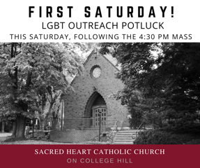 LGBT Catholic Outreach Potluck March 7
