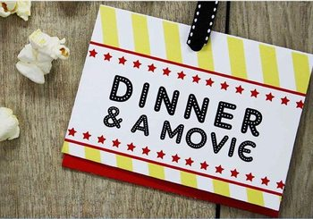 Dinner and a Movie, Saturday, February 23, POSTPONED TO A LATER DATE DUE TO THE WEATHER