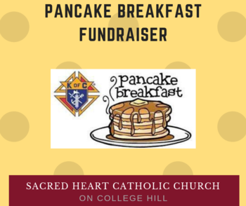 Fundraising Breakfast for Coats for Kids October 13