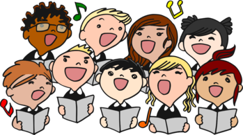 Children's Choir Practice 10:45 AM Sunday, March 1