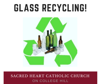 Glass Recycling June 27 & 28