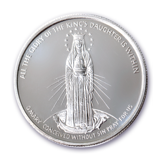 Learn About the imagery of the purity medal