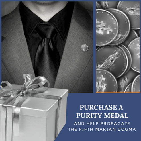 Purchase a Purity Medal
