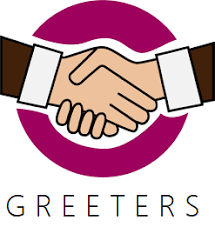 Welcome Ministry Needs Greeters