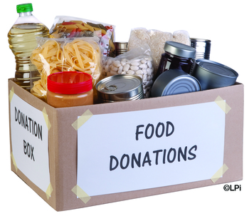 Youth for Food - Food Collection Day