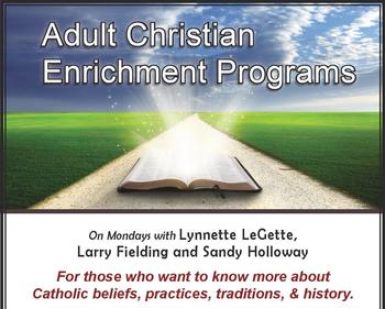 Adult Christian Enrichment
