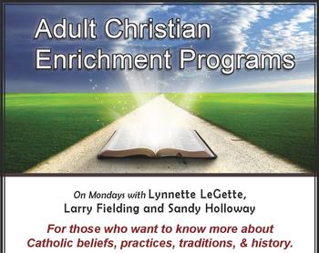 Adult Christian Enrichment (ACE)