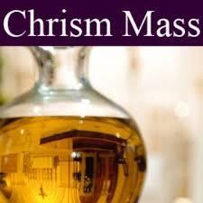 LiveStream Chrism Mass