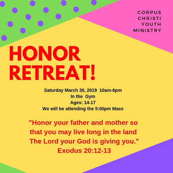 Honor Retreat