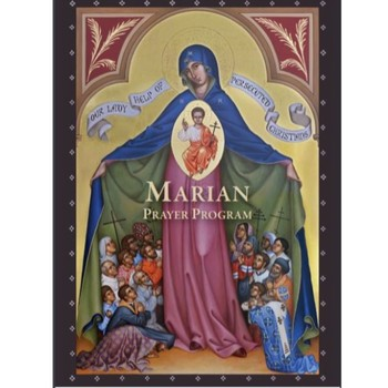 Marian Icon Prayer Program for Persecuted Christians sponsored by the K of C