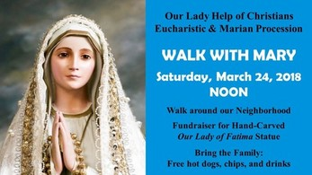 Walk with Mary