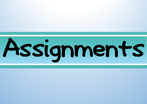 Back to ASSIGNMENTS main page