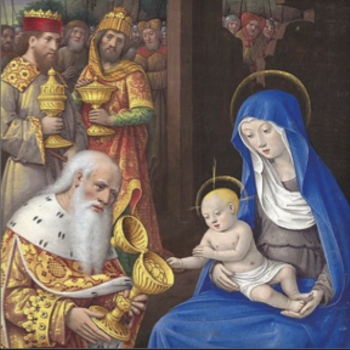1/6/20 CHANTRY SINGS FOR MASS ON THE FEAST OF THE EPIPHANY