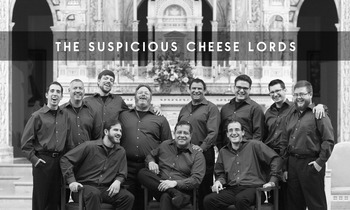 12/18 CONCERT The Suspicious Cheese Lords polyphonic men's choir