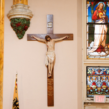 WITH PRECAUTIONS: Good Friday Church opening 5-6PM for private prayer