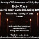 Sanctity of Life & Unity Awareness Day
