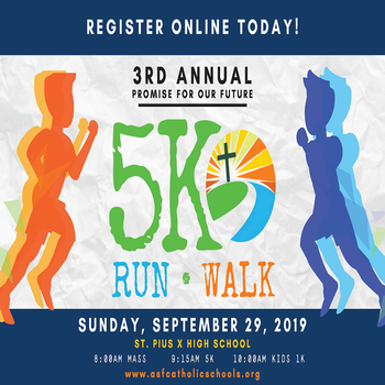 3rd Annual Promise for Our Future 5k Run/Walk