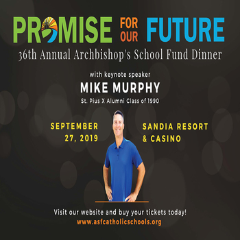 36th Annual Archbishop's School Fund Dinner