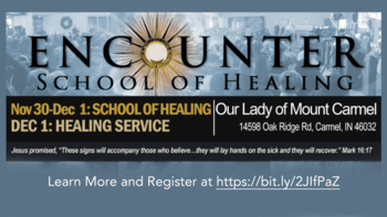 Encounter Healing Service
