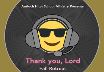 Antioch Fall Retreat