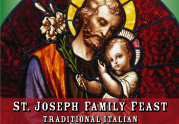 St. Joseph Family Feast