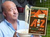 Celebrity Chef and Author, Andrew Zimmern Visits Carondelet!