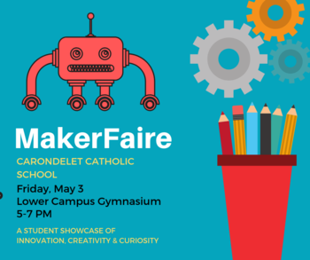 MakerFaire – Friday, May 3