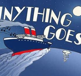 "Rehearsals Begin for Carondelet's Spring Musical- ""Anything Goes"""