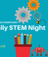 Earth Day Family STEM Night- April 19