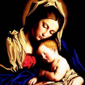Feast of Mary, holy Mother of God/ La Fiesta de la Virgen Maria