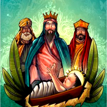 The Epiphany of the Lord/ Dia de los Santos Reyes