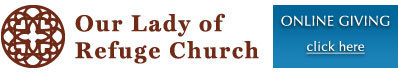 Our Lady of Refuge Church Online Giving