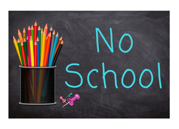 No School For Students-Middle States Planning
