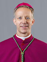 Most Reverend William A. Wack, CSC <br />Bishop of Pensacola-Tallahassee