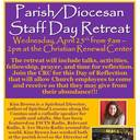Parish/Diocesan Staff Day Retreat