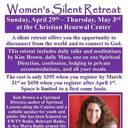 Women's Silent Retreat - featuring Kim Brown