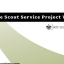Eagle Scout Projects at the CRC