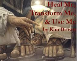 "Day Retreat - ""Heal Me, Transform Me & Use Me"" - featuring Kim Brown"