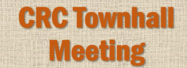 CRC Townhall Meeting