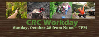 CRC Workday on October 28